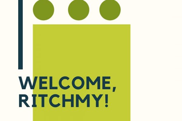 Welcome, Ritchmy! (2)